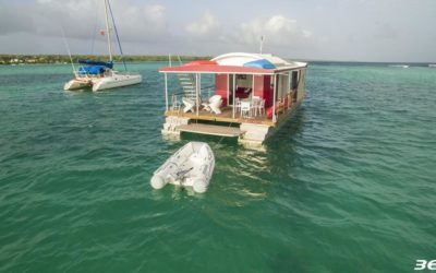 GUADELOUPE – Aqualodge Caraïbes – Expérience inédite!