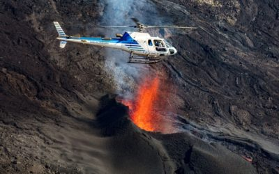 Échappée Confidentielle  – Survol de l'île en Hélicoptère