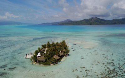 TAHA'A – Pirogue Api Private Island