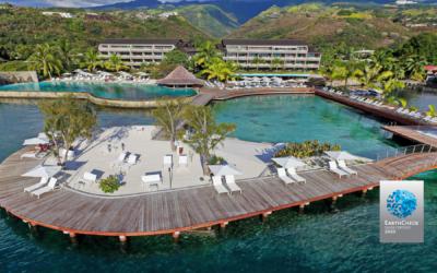 TAHITI – Manava Suite Resort 3*