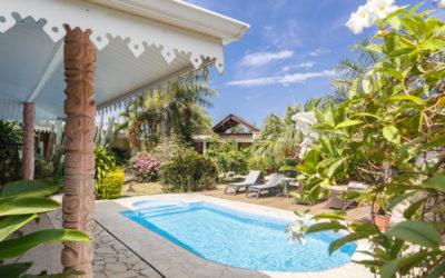 TAHITI – Relais Fenua Pension