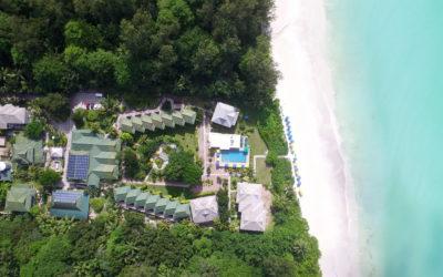 PRASLIN – Acajou Beach Resort 3*