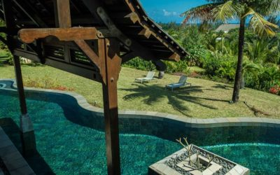 ILE MAURICE – Villa Thalie 8 pers. / 4 chambres
