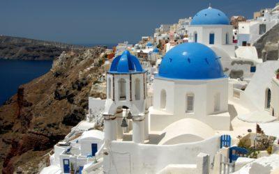ATHENES-SANTORIN-PAROS en 8 jours / 7 nuits