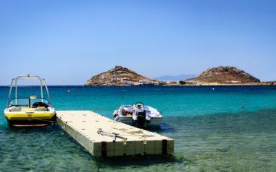 ATHENES-MYKONOS-PAROS en 8 jours / 7 nuits