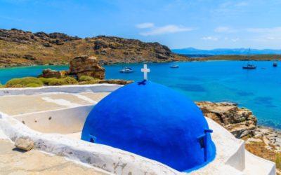 ATHENES-SANTORIN-PAROS en 11 jours / 10 nuits