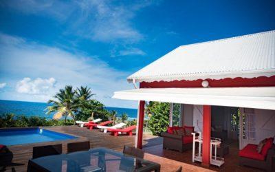 Guadeloupe – Villa Les Embruns 4*